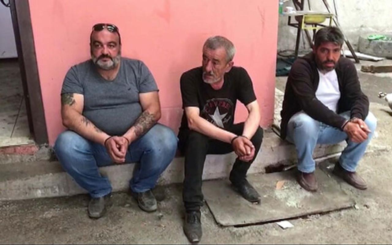 Ankara'da 'Balta' çetesine operasyon düzenlendi