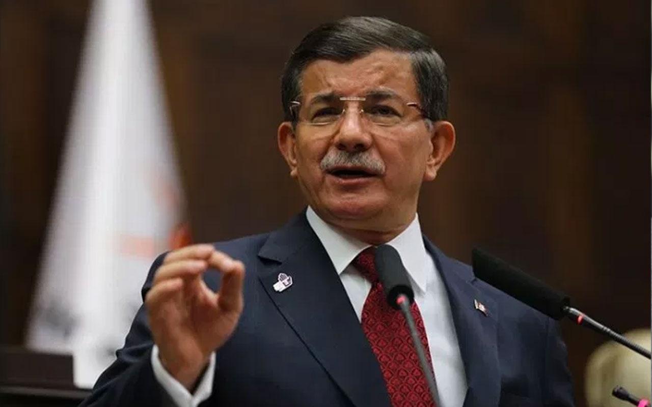 Ahmet Davutoğlu Eski HDP'li Ufuk Uras'la 3 saat görüştü!