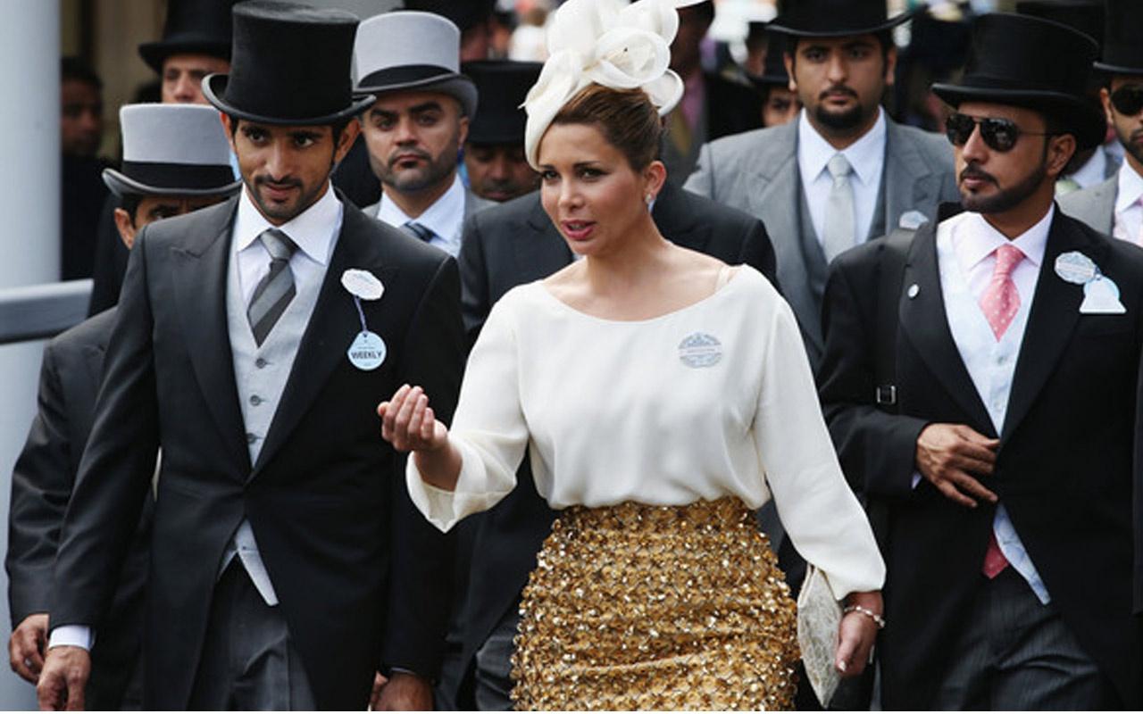 Dubai Prensesi Haya yasak aşkı için mi kaçtı bomba iddialar
