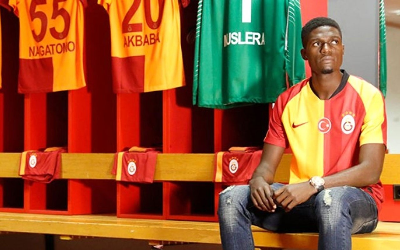 Galatasaray, Ozornwafor'u kiralama kararı aldı!