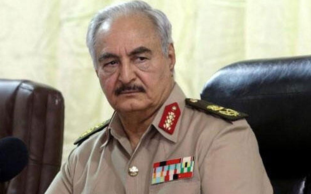 Darbeci general Hafter'e büyük darbe! 25 asker öldürüldü