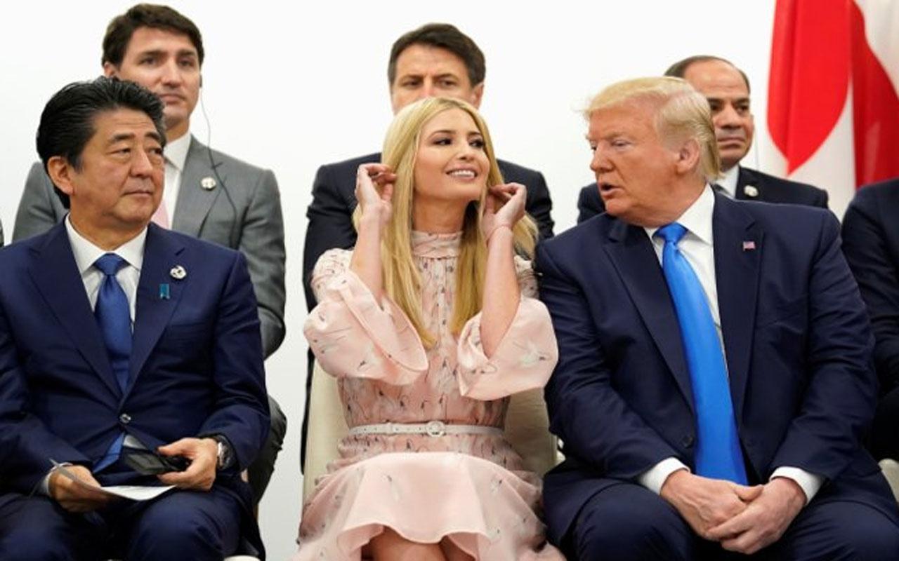 ABD Başkanı Trump'ın kızı Ivanka G-20'ye damga vurdu!