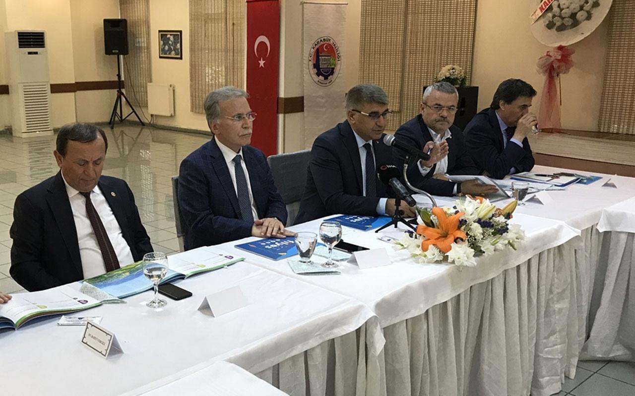 Yapımı tamamlanınca Türkiye'nin en büyüğü olacak