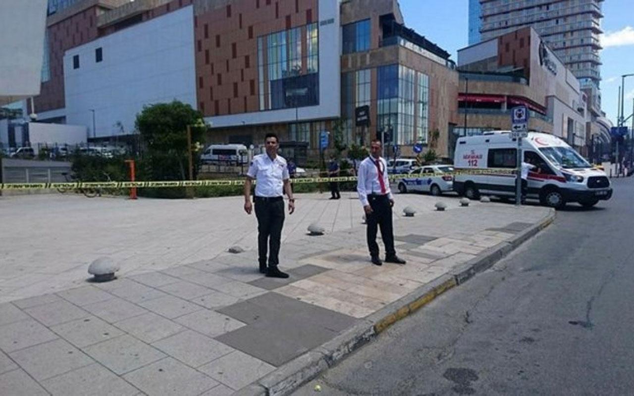 Meltepe'de polis alarma geçti! AVM boşaltıldı
