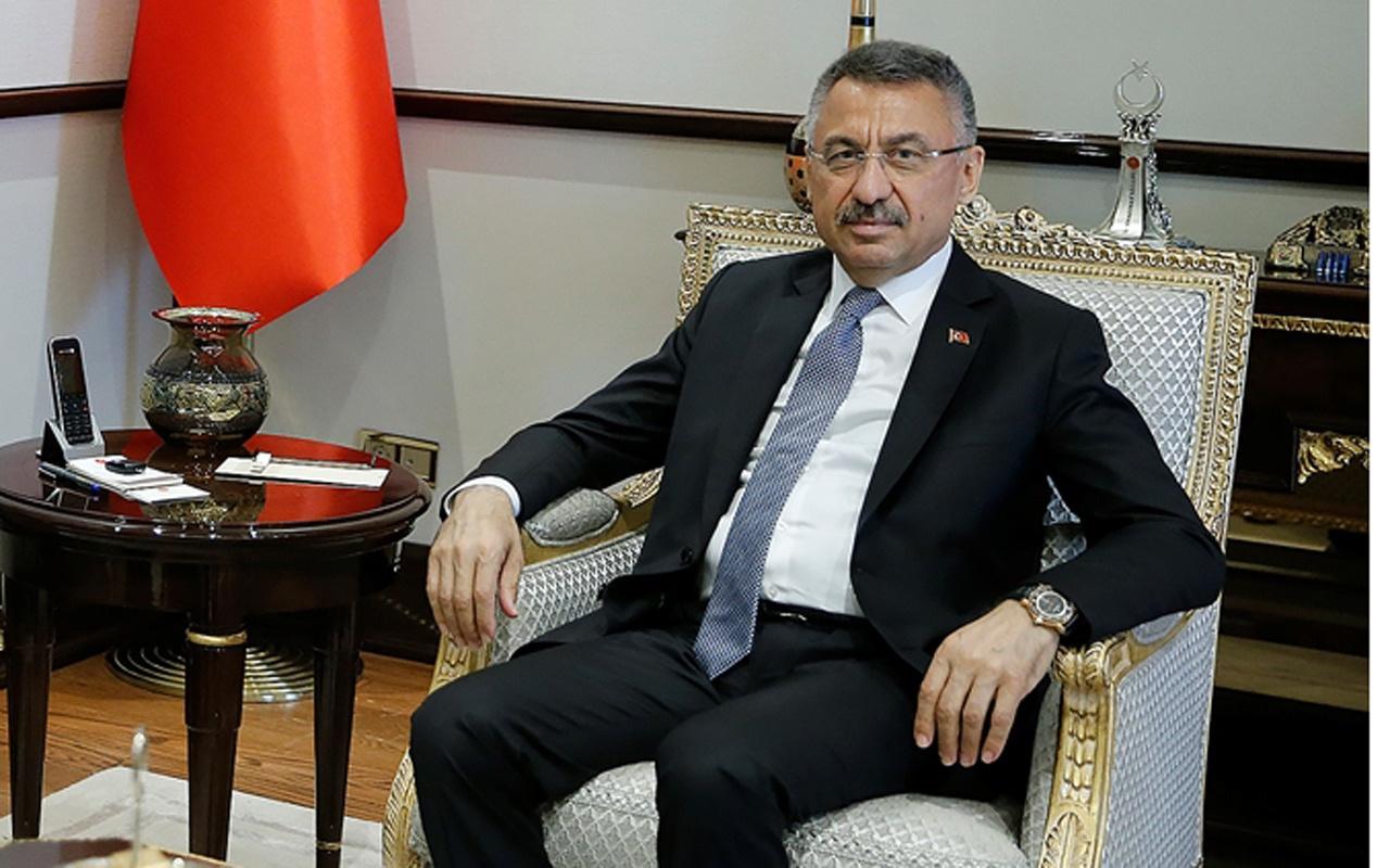 Cumhurbaşkanı Yardımcısı FuatOktay'dan Libya'ya sert uyarı sonuçları ağır olacaktır