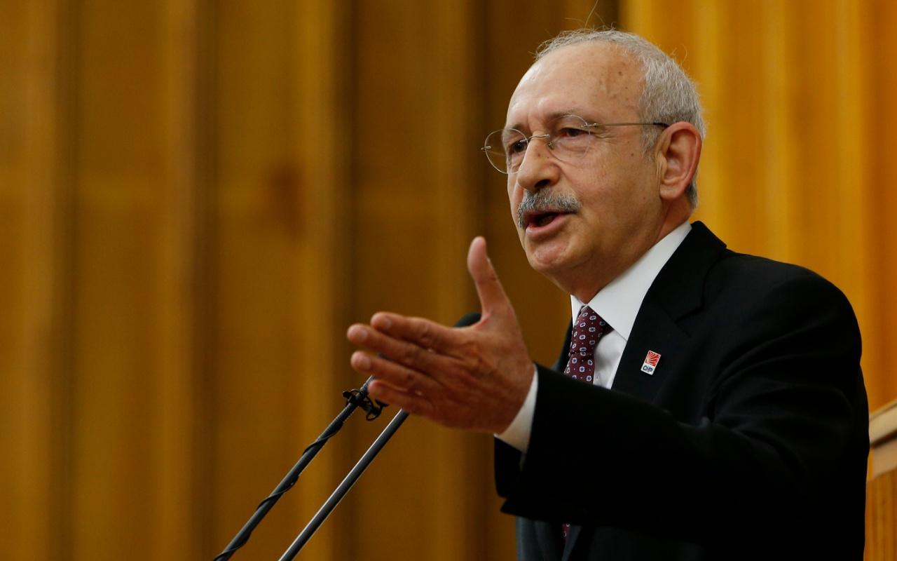 CHP lideri Kemal Kılıçdaroğlu'ndan son dakika açıklamalar...