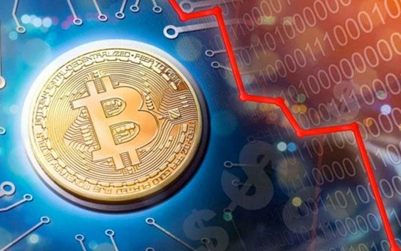 Bitcoin dahil tüm kripto paralar değer kaybetti