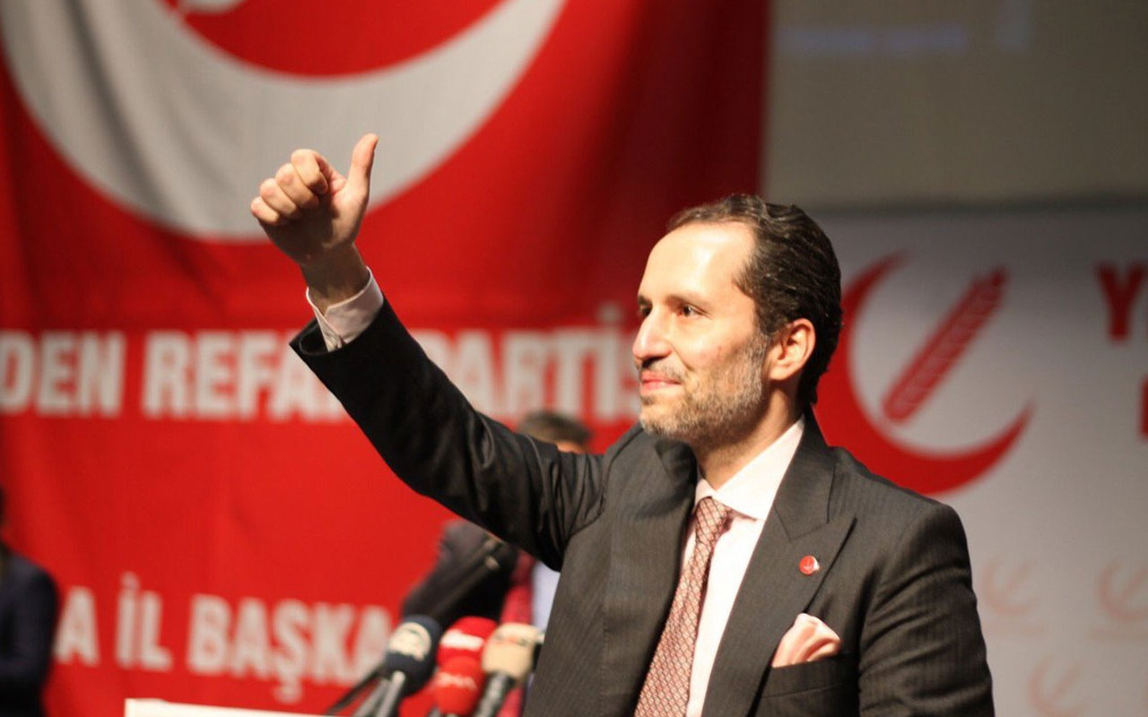 "Fatih Erbakan ""İstanbul'u CHP'den alacağız dedi"""