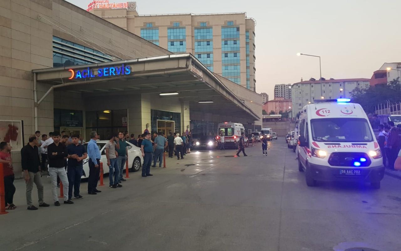 Siirt Eruh'ta PKK'lı teröristlerle çatışma 1 asker şehit oldu