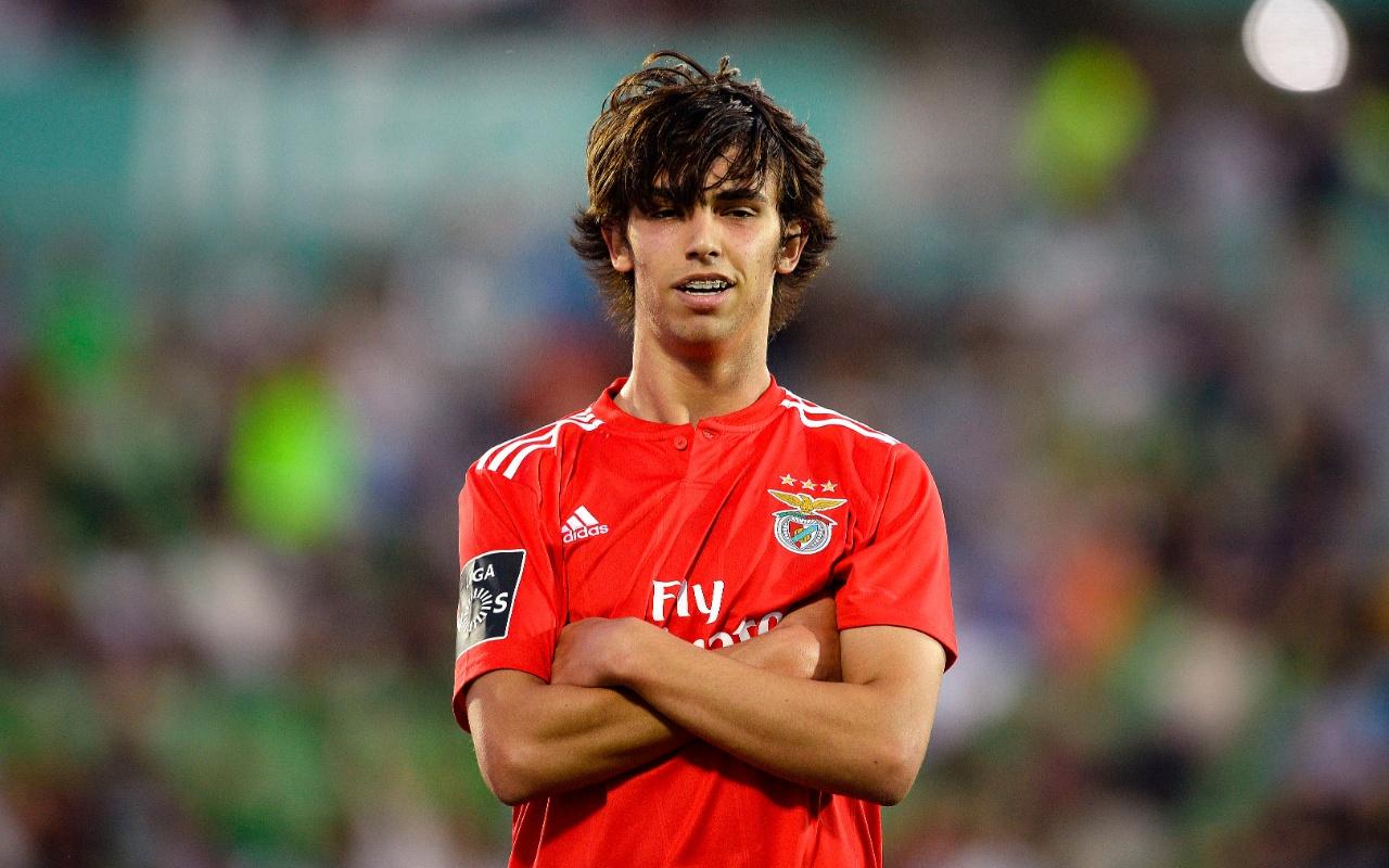 Joao Felix 126 milyon euroya Atletico Madrid'de