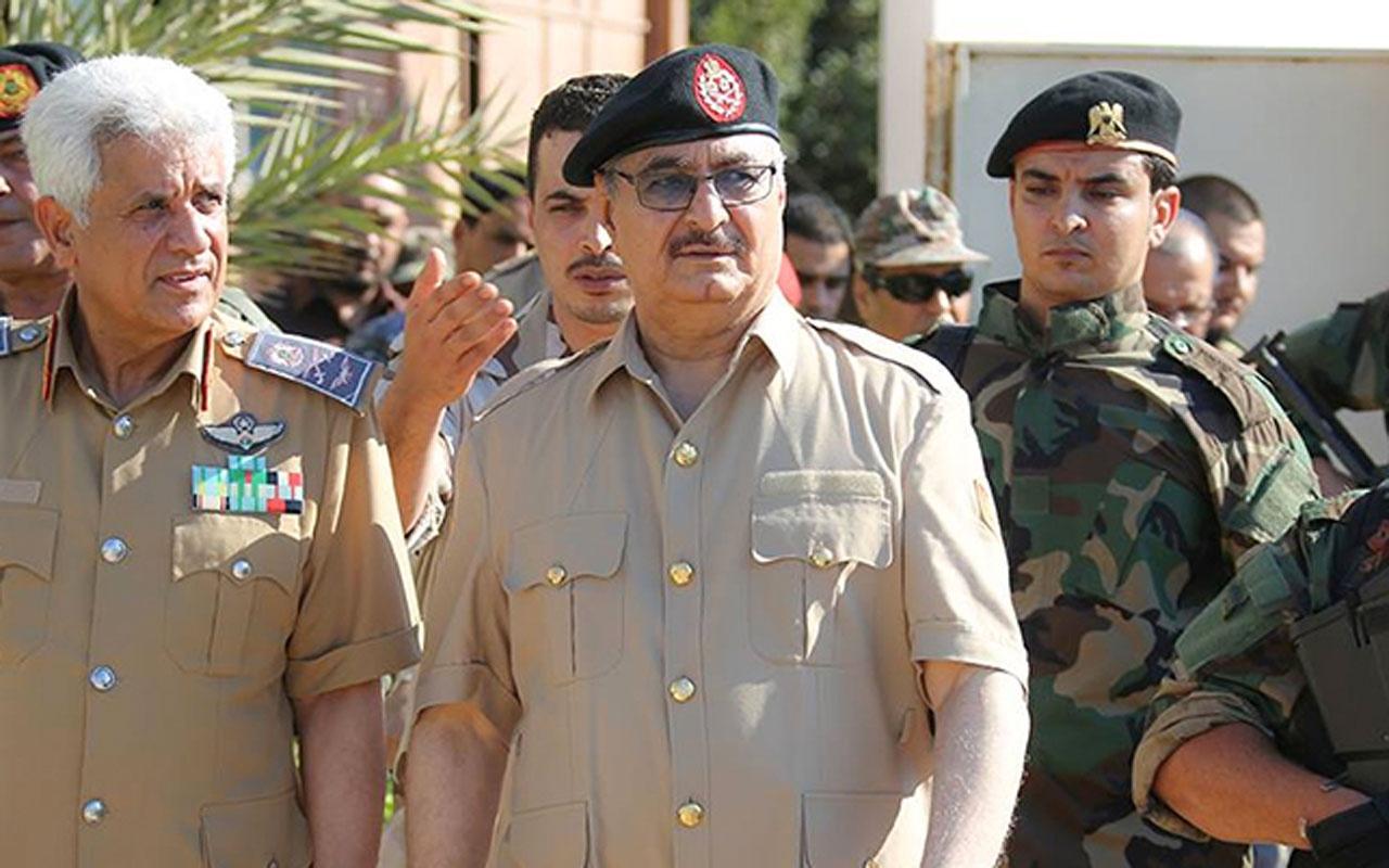 Libya'da Halife Hafter güçleri katliam yaptı