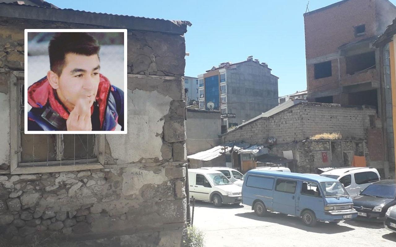 Erzurum'da cezaevine girmemek için yaptığı plan hayatına mal oldu
