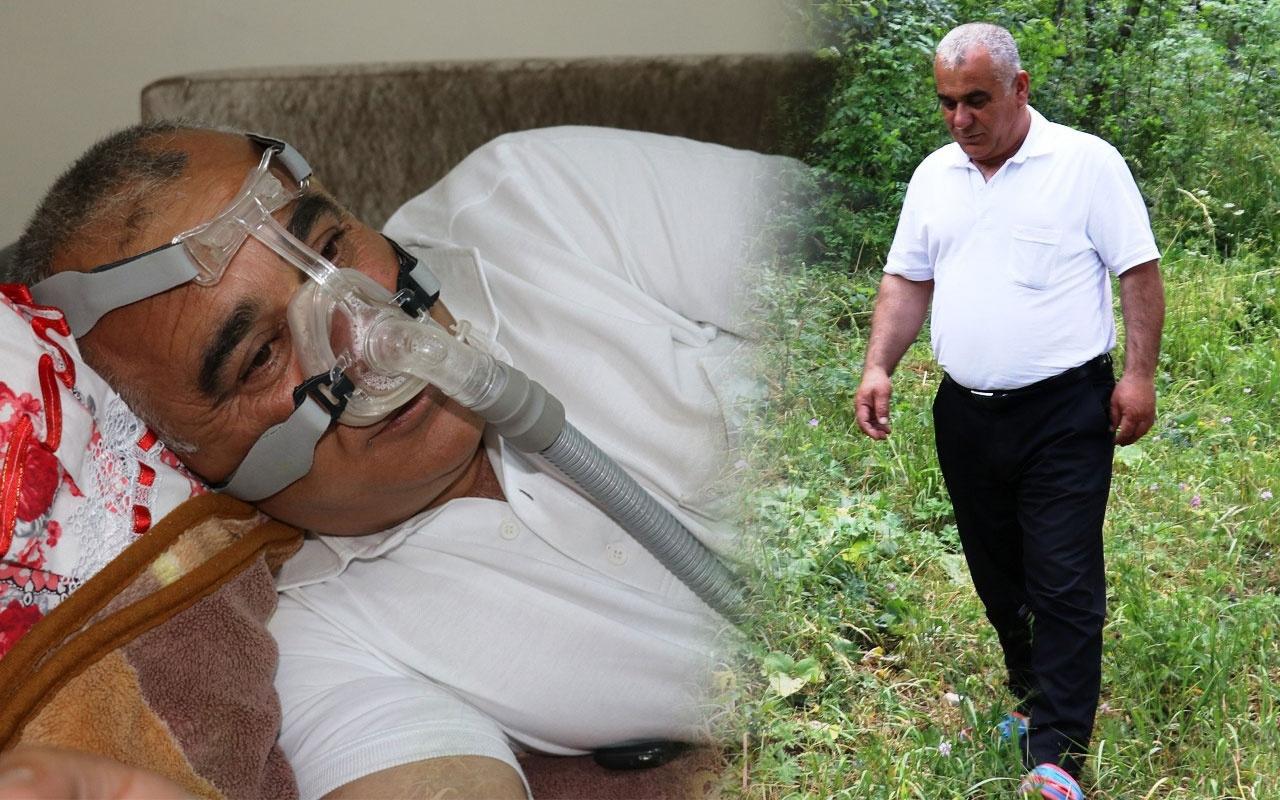 Van'da uykuda ölmekten korkan adam 3 yıldır uyuyamıyor