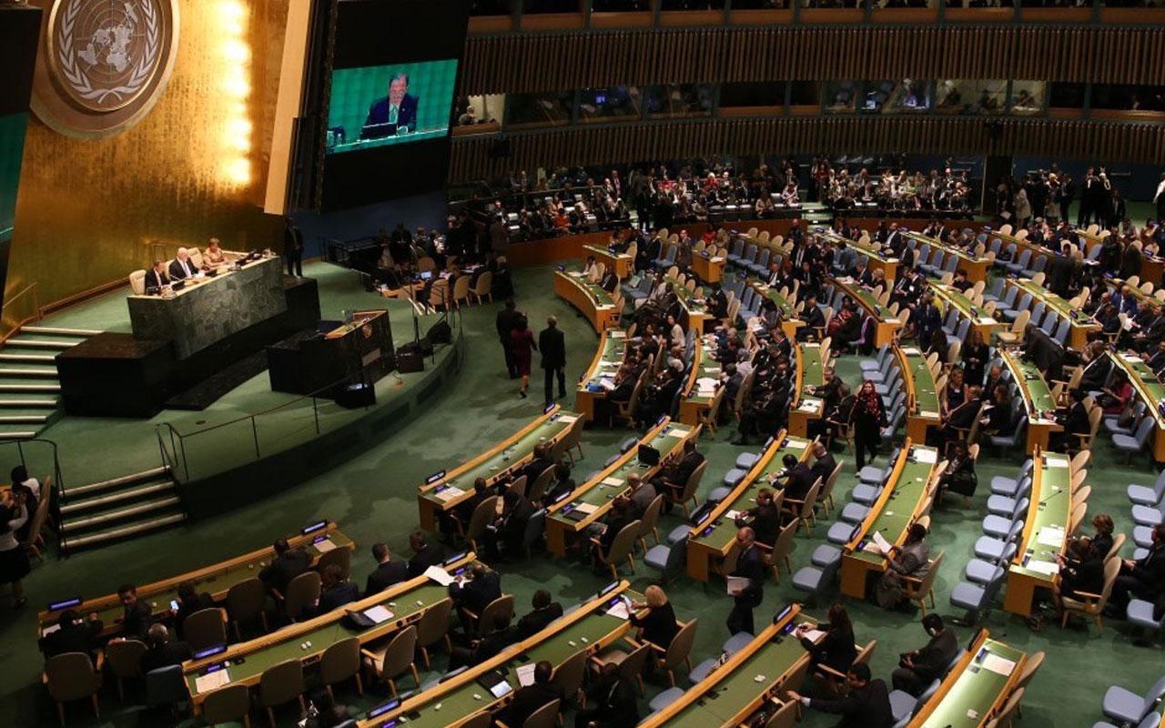 Türkiye'den BM ve İsviçre'ye skandal sözleşme için protesto notası!