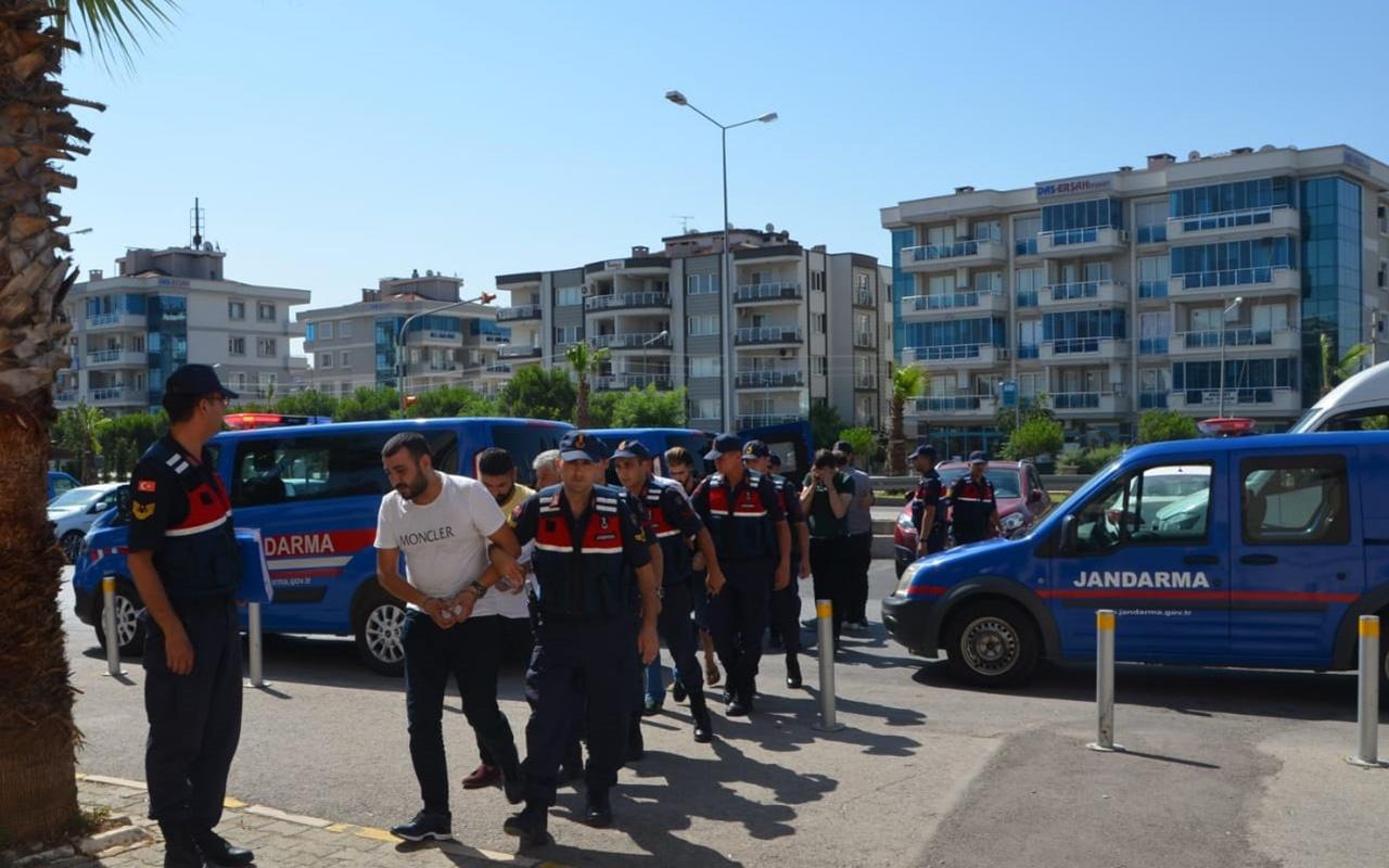 İzmir'de umut tacirliğine darbe