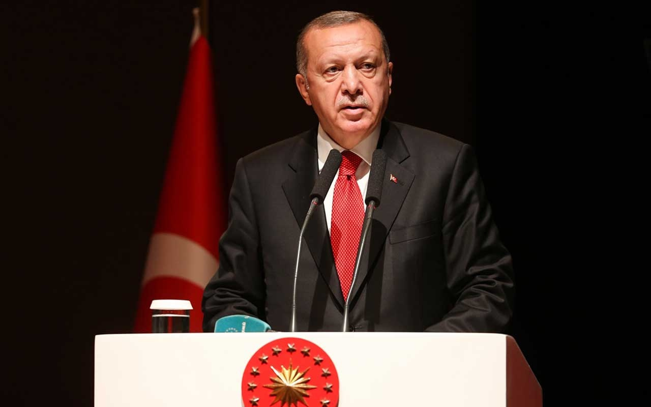 Erdoğan:  15 Temmuz tam bir milli irade şahlanışıdır