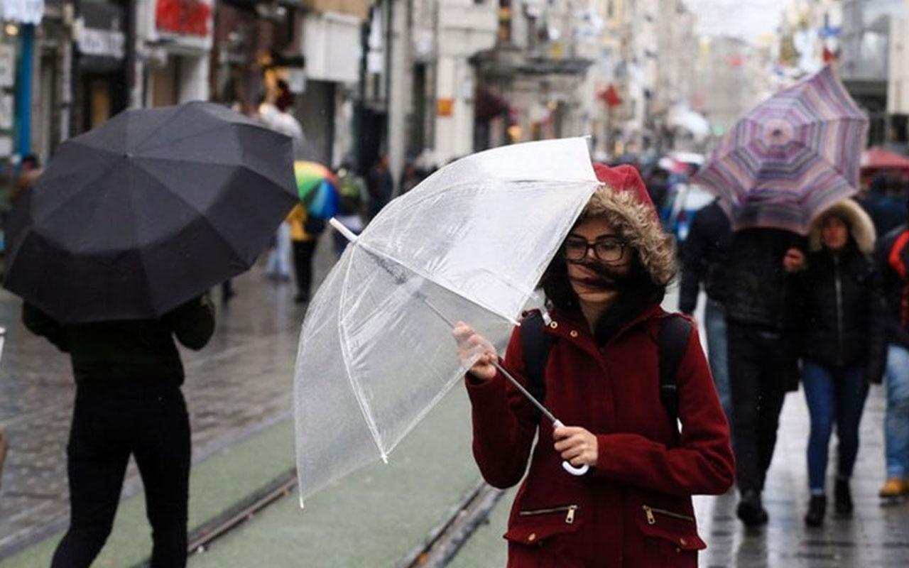 Sıcak havalara sağanak yağış molası! Kuvvetli esecek