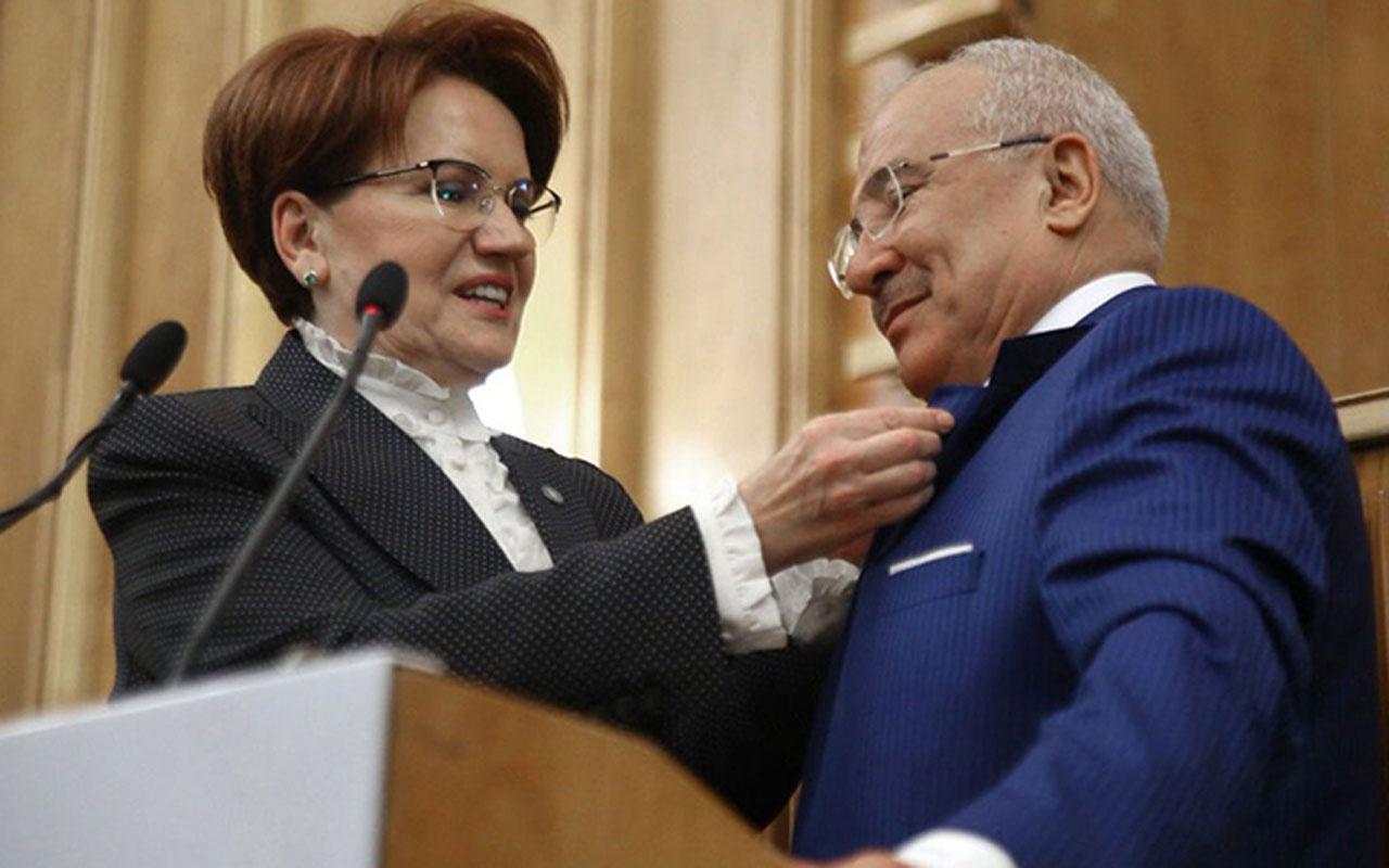 Meral Akşener ve Burhanettin Kocamaz'ın 'kumpas' şikâyetine takipsizlik