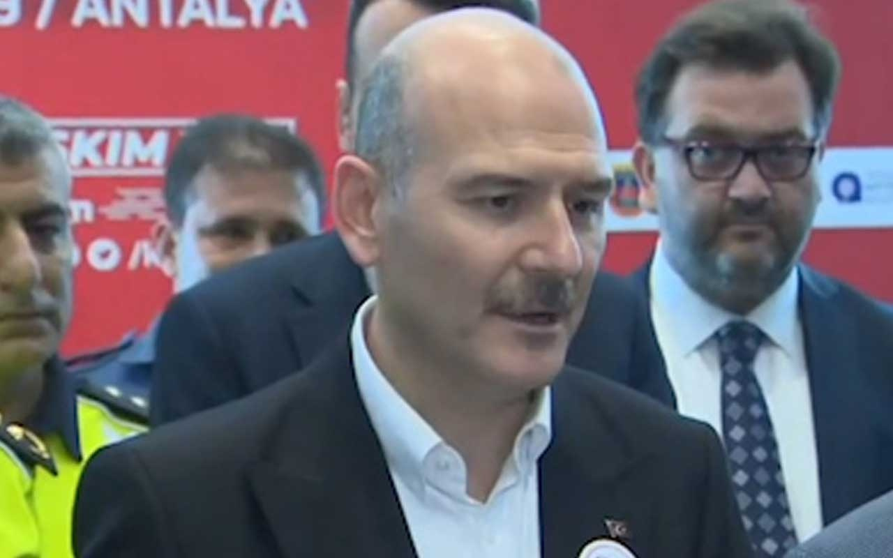 Süleyman Soylu'dan Reyhanlı'daki patlamaya ilişkin açıklama