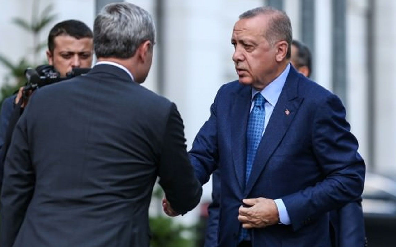 Cumhurbaşkanı Erdoğan İstanbul milletvekilleriyle görüşüyor
