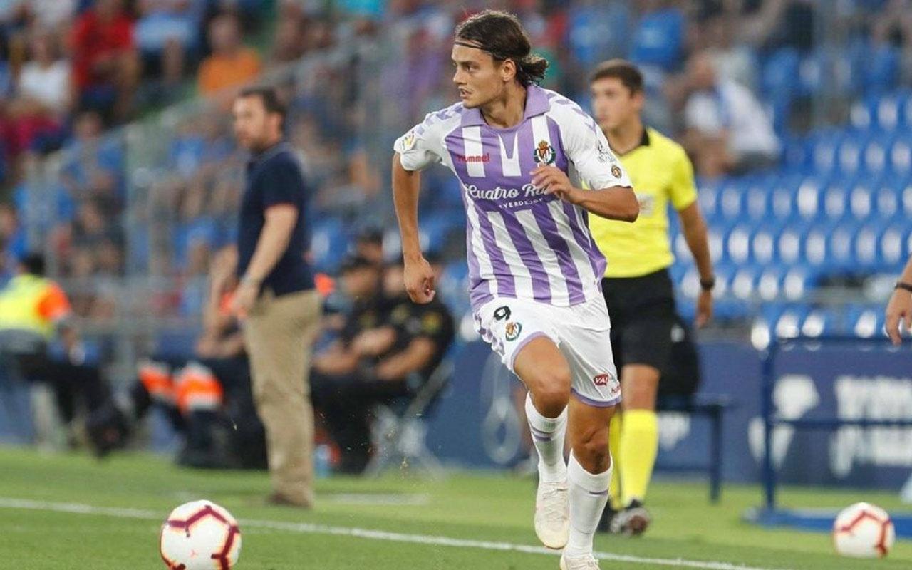 Real Valladolid Enes Ünal bir yıl daha kadrosunda tutacak