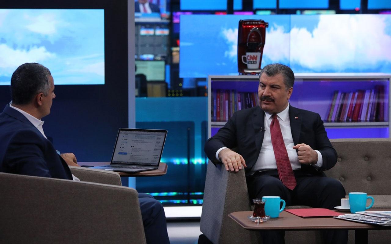 Bakan Fahrettin Koca açıkladı: 29 bin 689 sağlık personeli alınacak