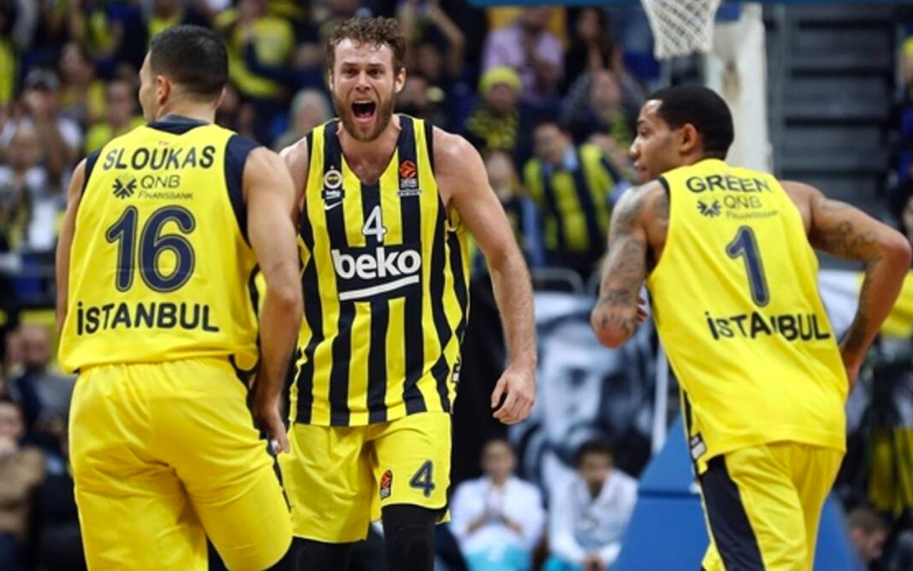 Tyler Ennis'ten Fenerbahçe Beko'ya veda