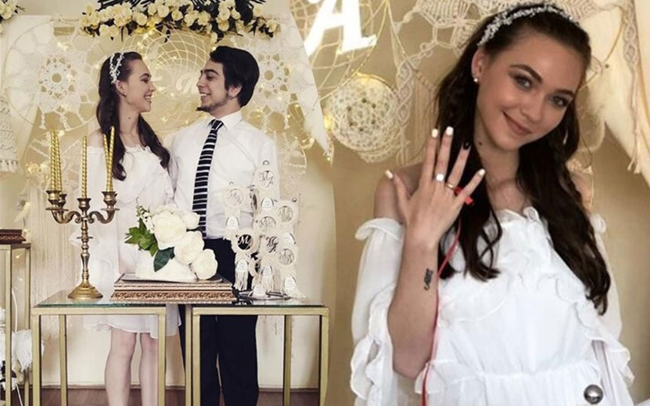 Genç yaşta nişanlanan Miray Akay ve Atilla Doğukan Türkyılmaz'a tepki yağmıştı! Kötü haber geldi