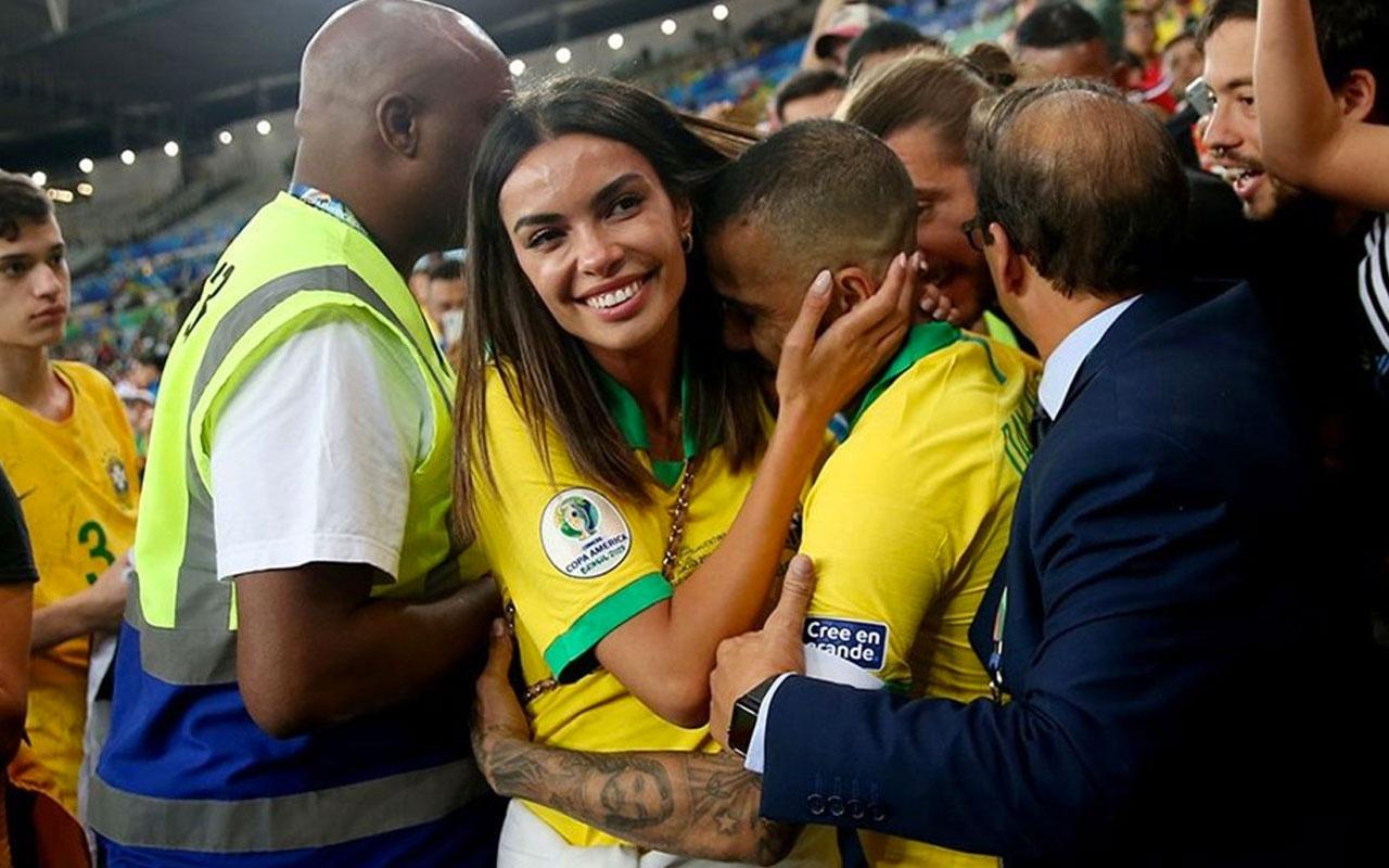 Brezilya Peru'yu devirdi Kupa Amerika'da şampiyon oldu