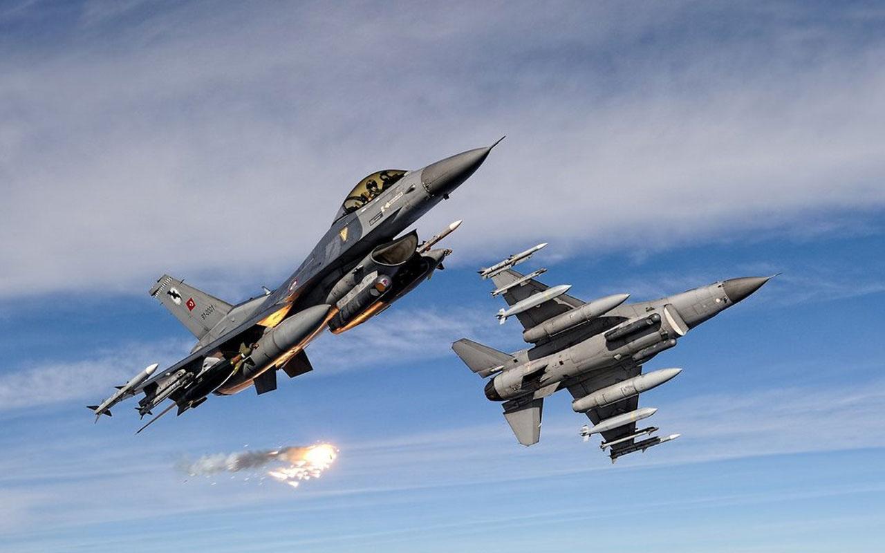 MSB: Irak'ın kuzeyinde 4 terörist etkisiz hale getirildi
