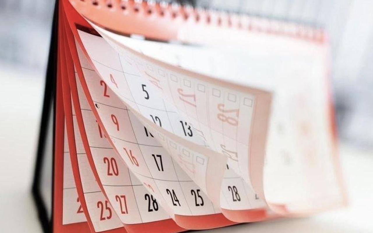 16 Ağustos 2019 idari tatil mi bayram tatili kaç gün oldu?