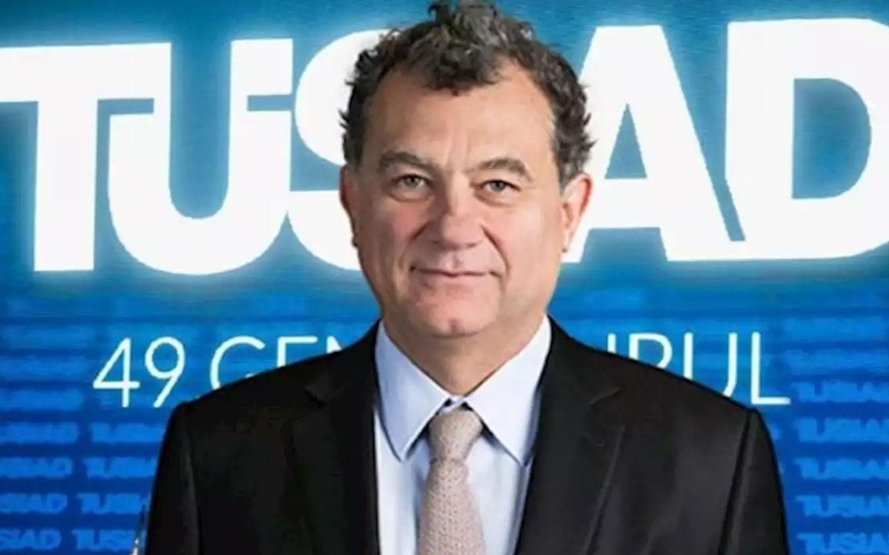 TÜSİAD Başkanı Kaslowski'den Merkez Bankası çıkışı!