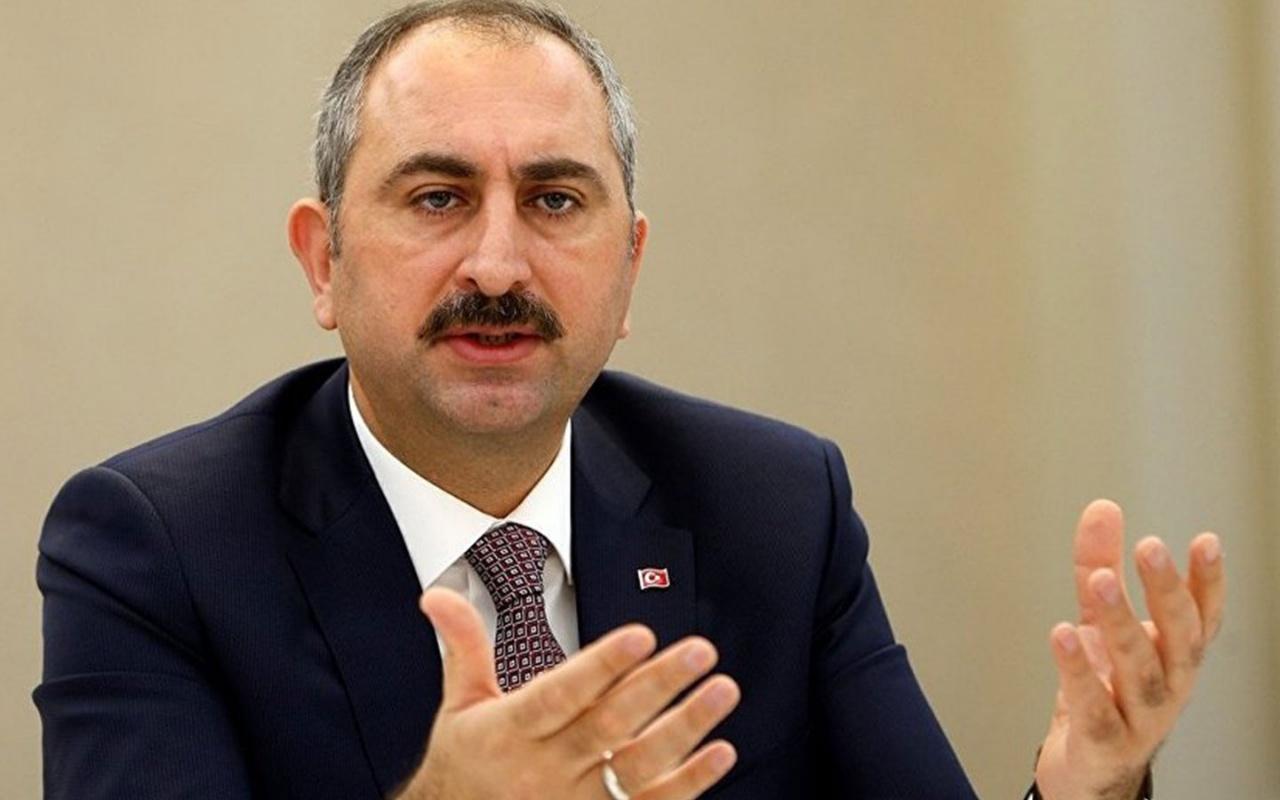 Son dakika Adalet Bakanı Abdulhamit Gül'den 'yeni anayasa' açıklaması