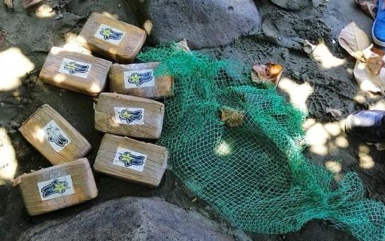 Kıyılarına neden milyonlarca dolarlık kokain paketleri vuruyor