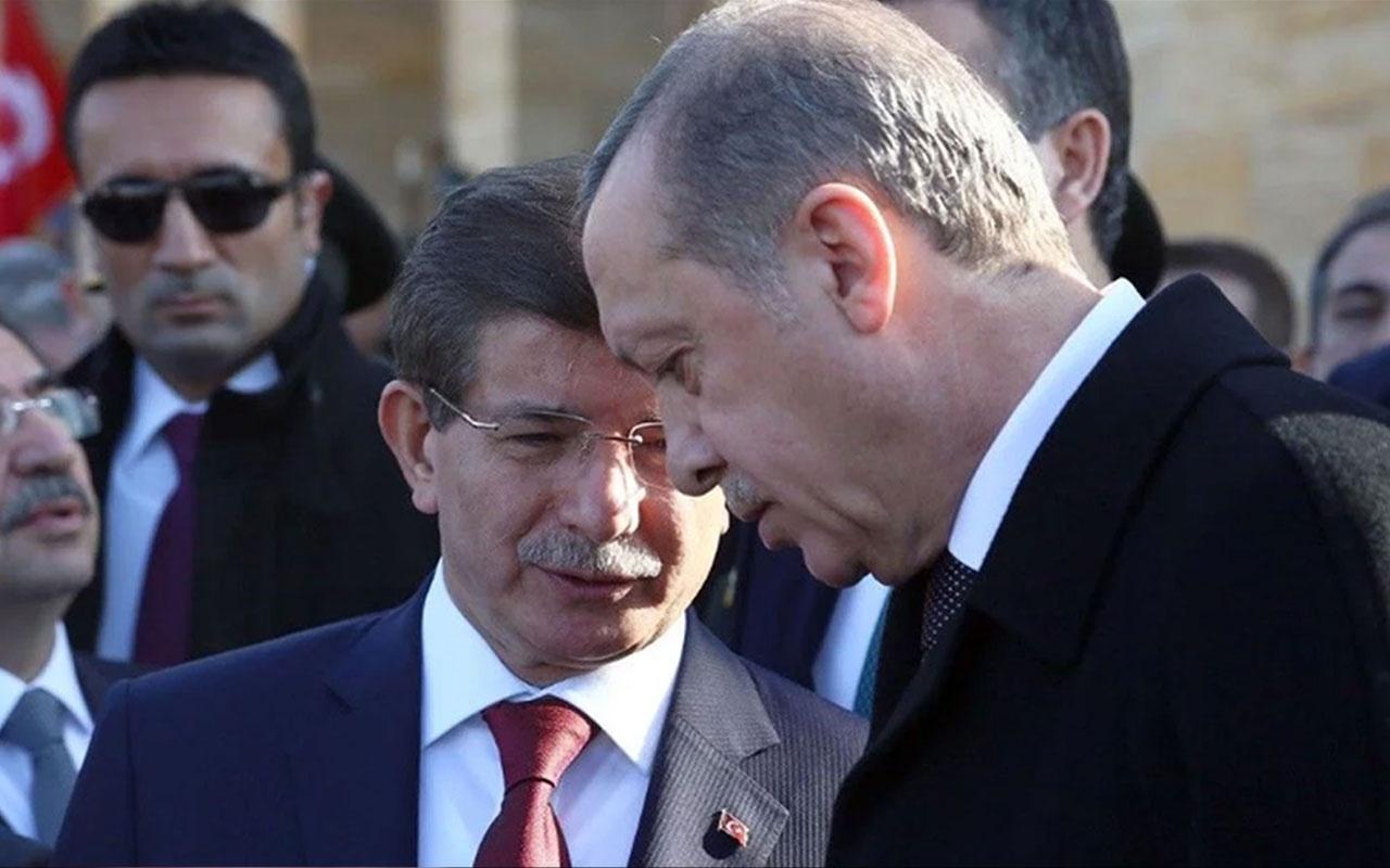 Erdoğan'ın parti kuruyormuşsun? sorusuna Davutoğlu'ndan çok konuşulacak yanıt