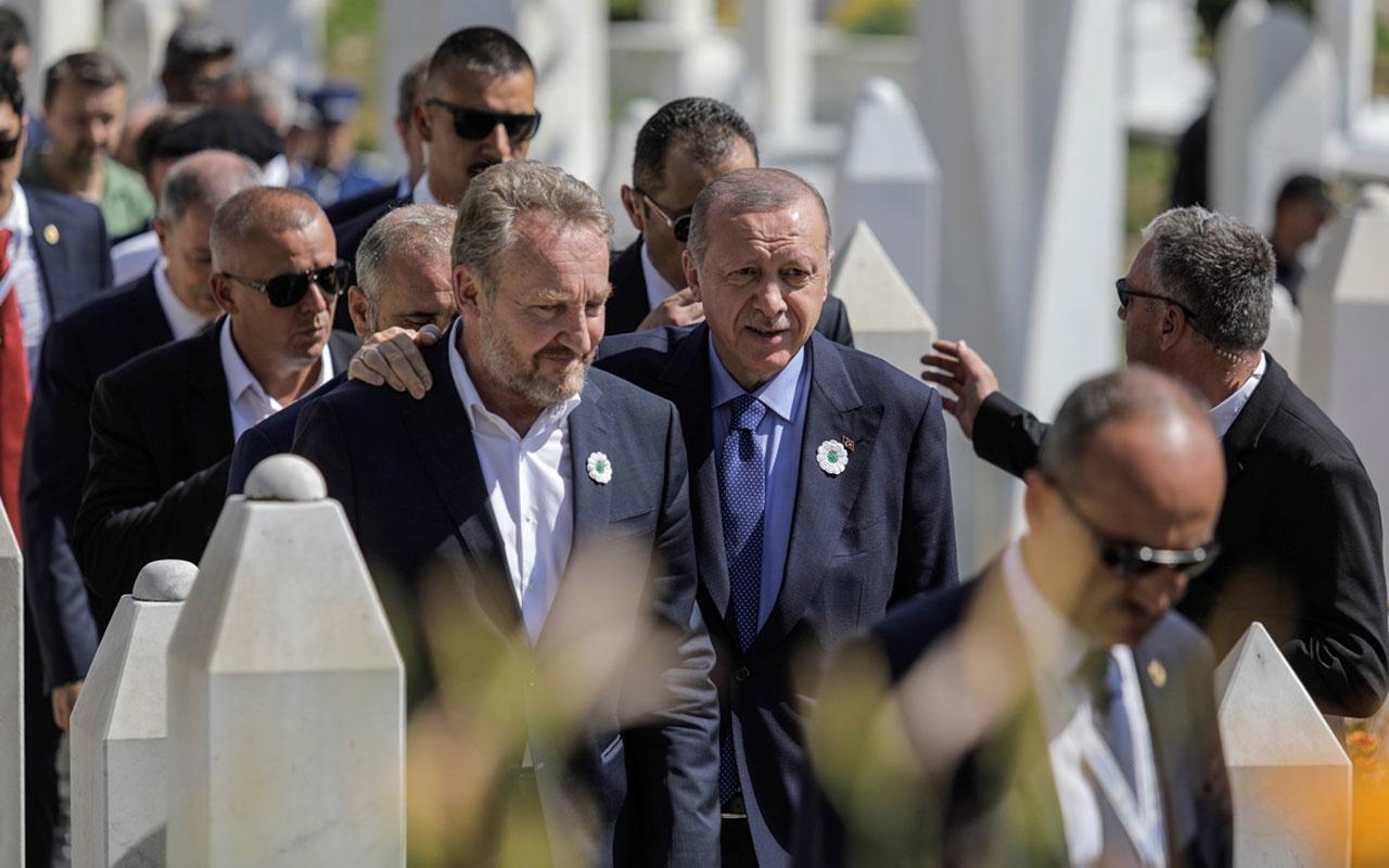 Erdoğan'ın korumaları Saraybosna'da az  daha tutuklanıyordu! Şok sözler