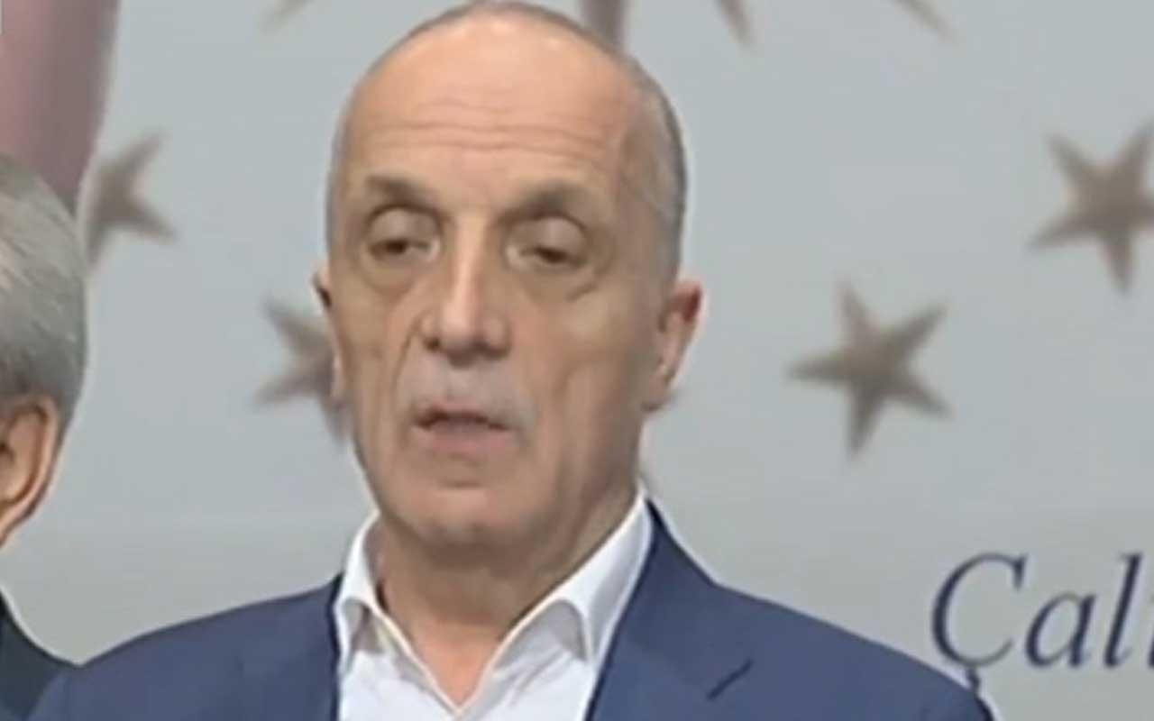 Türk-İş Başkanı Ergün Atala Hükümetin 2019 kamu işçisi için teklif ettiği zam oranı açıkladı