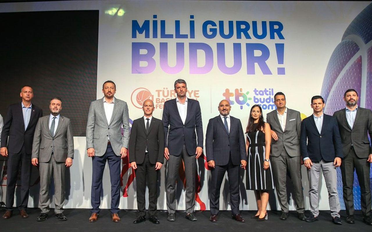 Basketbol Milli Takımın yeni sponsoru belli oldu
