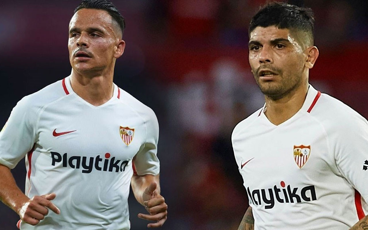Galatasaray'ın orta sahasına Sevilla'dan müthiş ikili