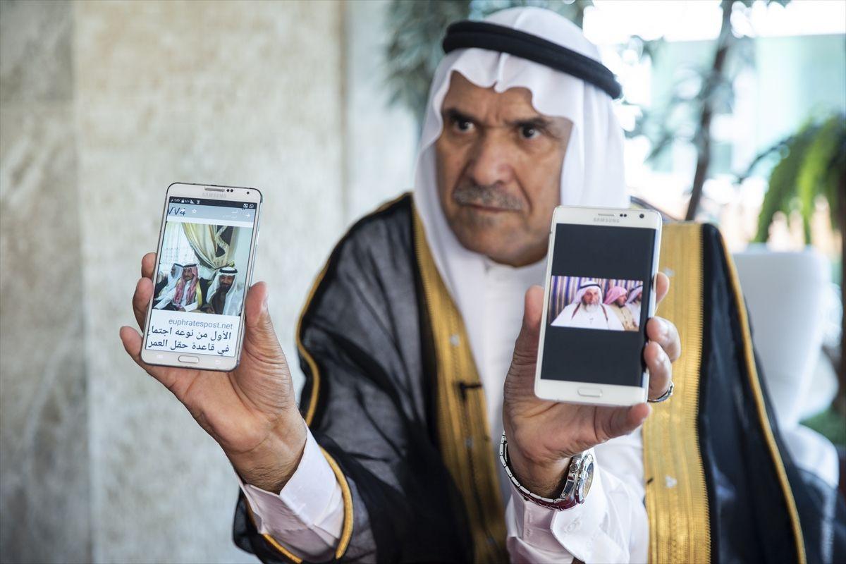 Suriyeli aşiret lideri görüntüleri gösterdi bombayı patlattı - Sayfa 6