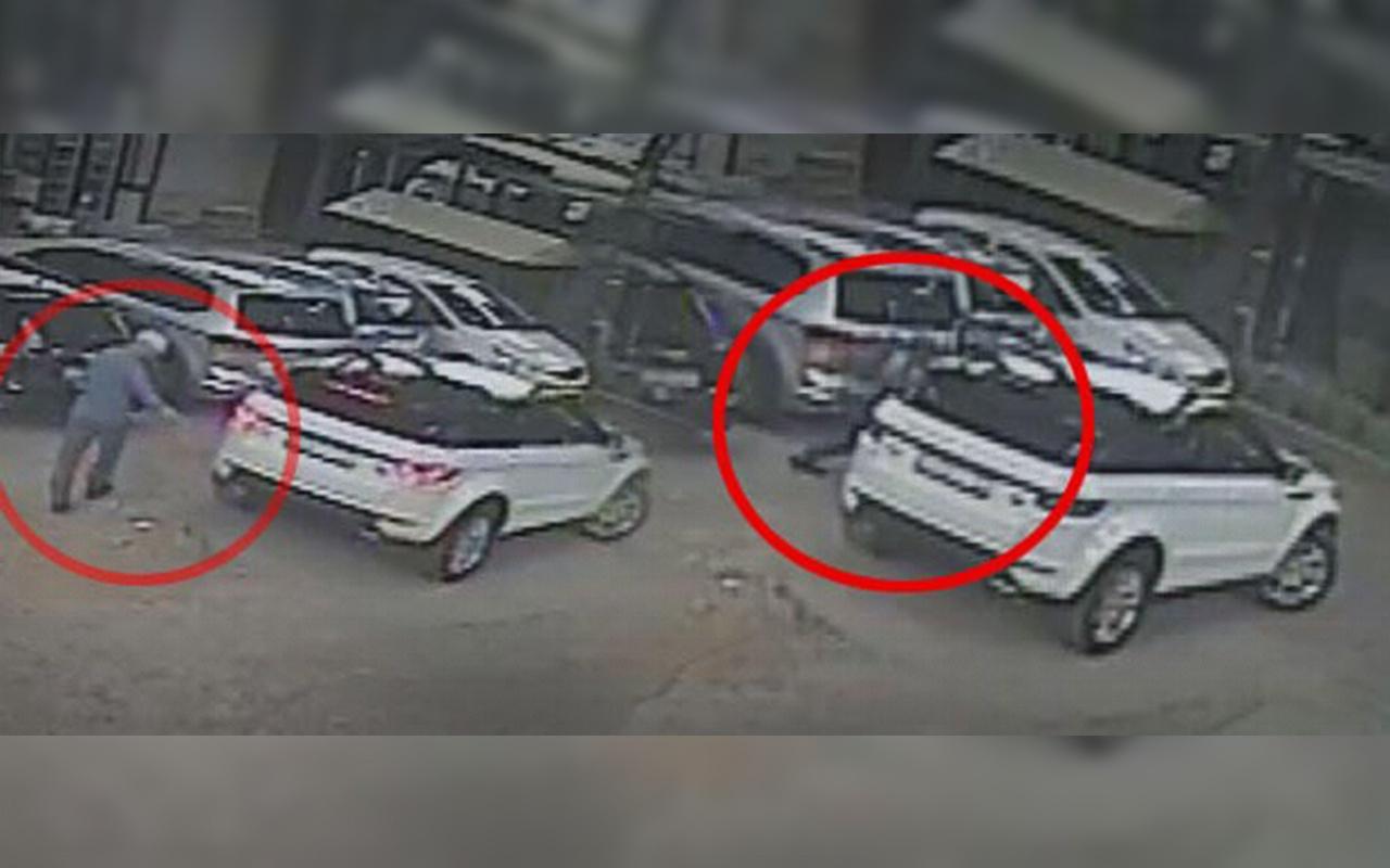 İstanbul'da İranlı iş adamının 40 bin dolarını çaldılar