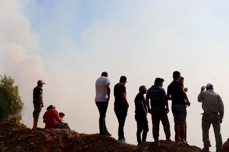 Dalaman'da son yılların en büyük yangını! Yürek sızlatan tablo gün ağarınca ortaya çıktı - Sayfa 5