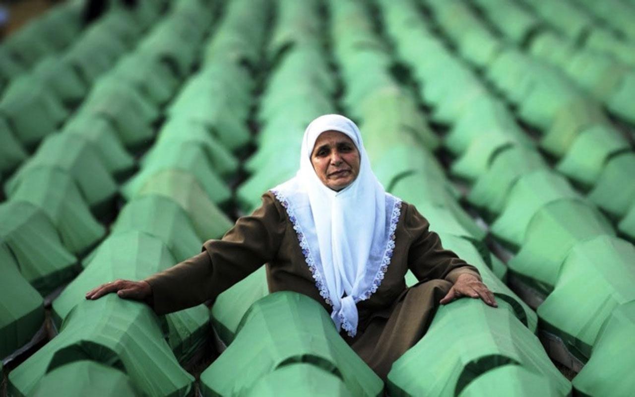 Erdoğan'dan Srebrenitsa çıkışı: Bu tarih boyunca asla unutulmayacak