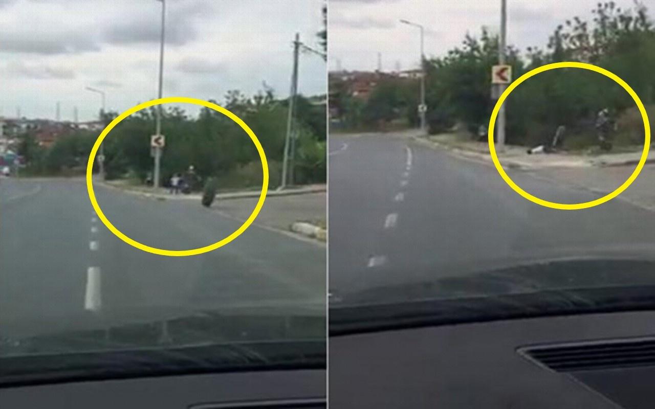 İstanbul'da kamyon tekerleği çarpan çocuğun sağlık durumu