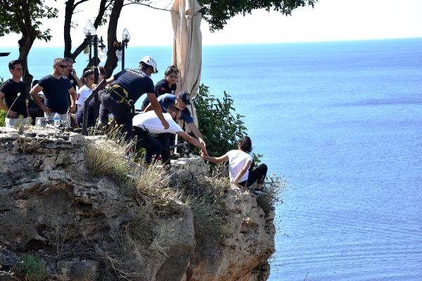 Antalya'da intihara kalkışan genç kadının çocuklarıyla ilgili söyledikleri yürek yaktı - Sayfa 1