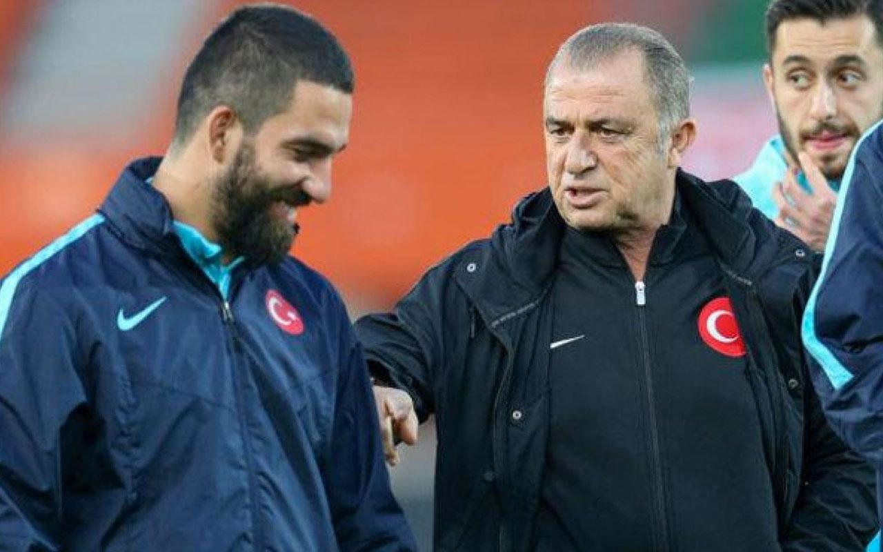 Fatih Terim 'tamam' derse Arda Turan Galatasaray'a dönecek