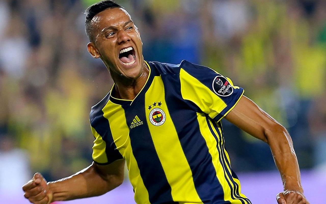 Fenerbahçe'ye Josef de Souza için 5 milyon euro