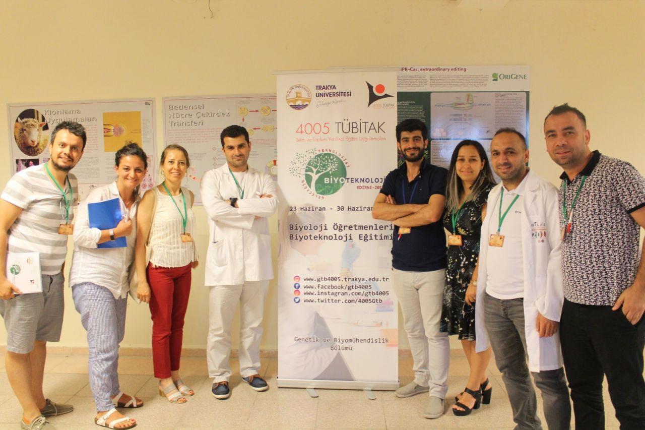 Trakya Üniversitesi Geleceğin Teknolojisi Biyoteknoloji-2 projesiyle bir ilki daha gerçekleştirdi! - Sayfa 9