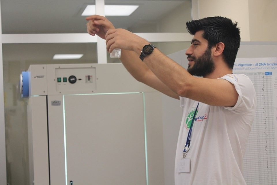 Trakya Üniversitesi Geleceğin Teknolojisi Biyoteknoloji-2 projesiyle bir ilki daha gerçekleştirdi! - Sayfa 5