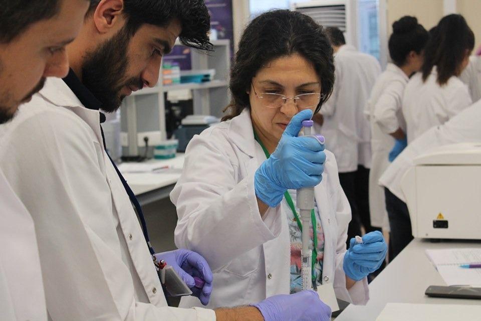 Trakya Üniversitesi Geleceğin Teknolojisi Biyoteknoloji-2 projesiyle bir ilki daha gerçekleştirdi! - Sayfa 1